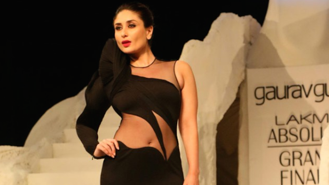 Kareena Kapoor At LFW 2015 Finale