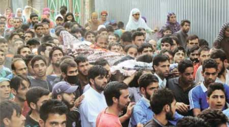 Kashmir, three bodies recovered, hizbul Mujahideen, geelani, Jammu and Kashmir, Police, J&K Police, NEws, Kashmir News, Youth dead, Bullet marks youth, Kashmir youth shot