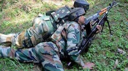 Kashmir: Militant killed, three soldiers injured in gunbattle