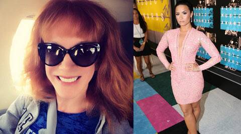 Kathy Griffin disses Demi Lovato's MTV VMA performance