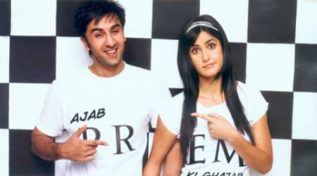When Katrina, Ranbir ditched cars for scooters