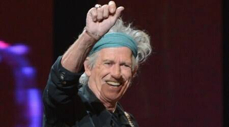 Rolling Stones saved me from suicide: Keith Richards