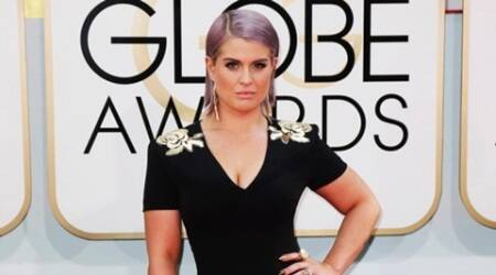 I still drink alcohol: Kelly Osbourne