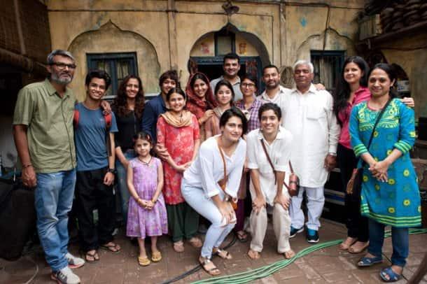 Dangal team, Aamir Khan, Sakshi Tanwar, Kiran Rao, Dangal