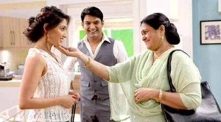 Kis Kisko Pyaar Karoon review: The plot is as 80's regressive and outlandish as they come, with Kapil Sharma playing Shiv Ram Kishan, a man with three wives, about to jump into matrimony yet another time.