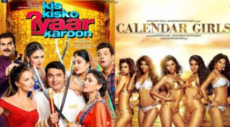Kis Kisko Pyar Karu, Calendar Girls, Madhur Bhandarkar, Kapil Sharma, bollywood, entertainment