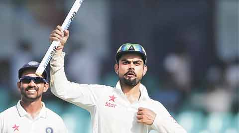 The moment I make a mistake, I will be treated as a child again: Virat Kohli