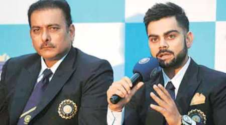 Conflict of interest? Virat Kohli and Ravi Shastri tie up for tennis team