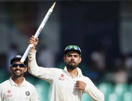 India Vs Sri Lanka: India Make History, Virat Kohli Bags His First Test Series Win
