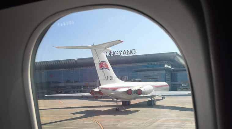 The sanctioned North Korea flight Air Koryo stopped for fuel  in Islamabad,  as per the reports. (Source: AP)