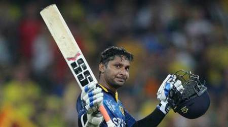 Weeks after retirement, Kumar Sangakkara smashes 166 against Nottinghamshire