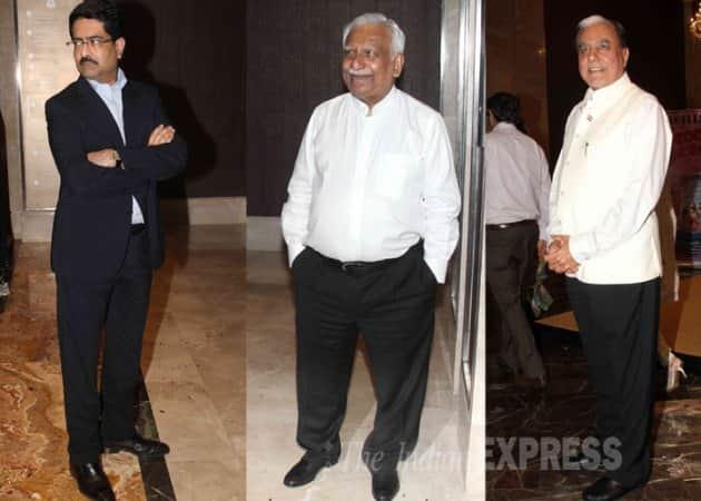 Aditya Vikram Kumar Mangalam Birla, Naresh Goyal