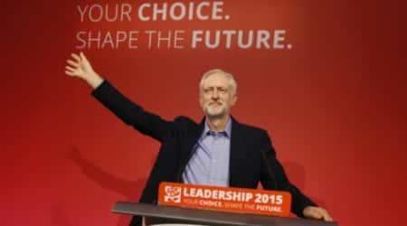 Veteran far-left lawmaker Jeremy Corbyn wins UK's Labour leadershiprace