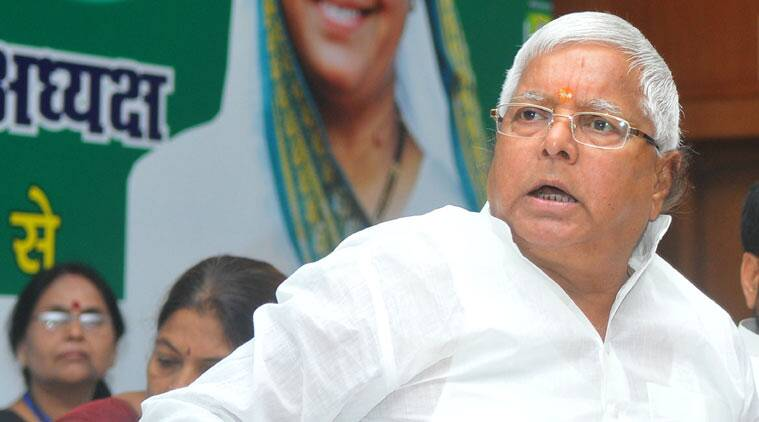 Lalu Prasad Yadav, Lalu Yadav, Benami land deals, Lalu benami land deals, RDJ land deals, BJP benami land deals, Lalu Yadav BJP, India news, Indian Express