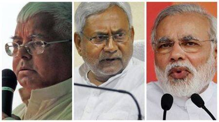 In Bihar elections, it is my social combination versus yours