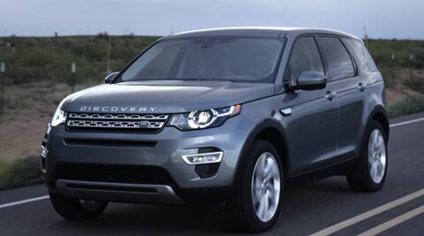 Land Rover Discovery Sport launched at Rs. 46.10 lakh
