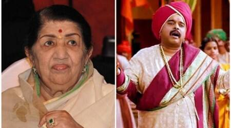Lata Mangeshkar wishes luck to Shankar Mahadevan on film debut