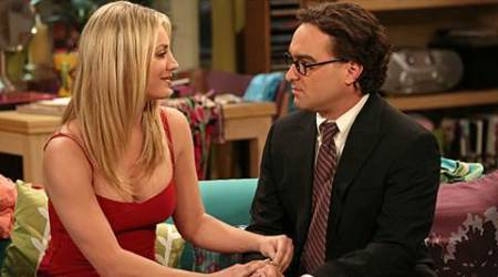 "Leonard and Penny of 'The Big Bang Theory' say ""I Do"" as they finally tie the knot"