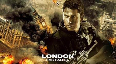 Gerard Butler's 'London Has Fallen' to release in March, 2016