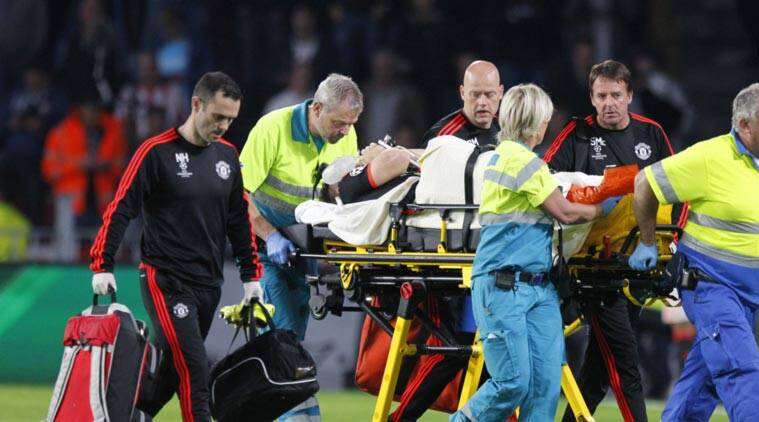 Manchester United, Manchester United Luke Shaw, Luke Shaw injury, Luke Shaw operation, Luke Shaw injured, Manchester United Football, Football News, Football
