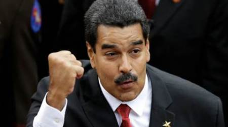 Nicolas Maduro, Maduro, Venezuelan President ,Venezuelan President Nicolas Maduro, Venezuela, Nicolas Maduro wife, Nicolas Maduro nephews, US Drug Enforcement Administration, US, drug probe, venezuela first lady, world news, venezuela, anti smuggling, anti amuggling venezuela, venezuela anti smuggling, venezuela border, venezuela border crossing, smuggling, nicolas maduro, maduro, venezuela news,