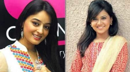 Small is big: TV actors Mahi Vij, Roopal Tyagi in 'Bigg Boss9'?