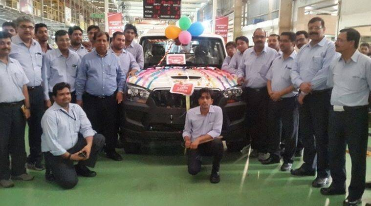 Mahindra's Uttarakhand plant achieves 7 lakh production milestone