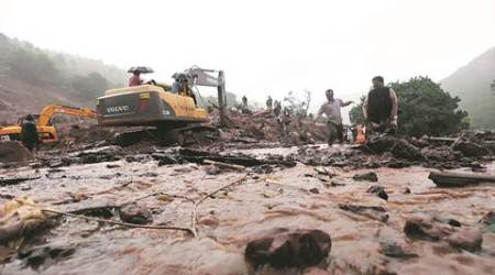 Malin landslide: Villagers to get permanent homes soon, says Collector