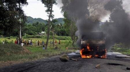 Violence in Manipur, death toll rises to eight