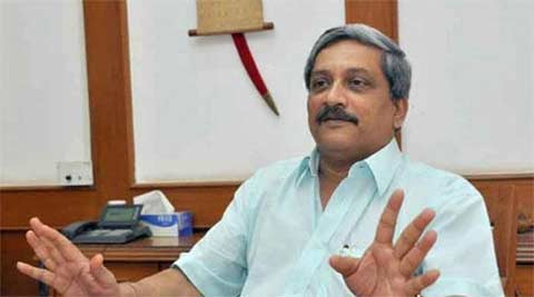 Accommodation provided to Iqlakh's son Sartaj by IAF: Manohar Parrikar