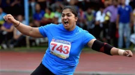 Manpreet Kaur, National Open Athletics Championships, Manpreet, Manpreet ONGC, indian express, express column
