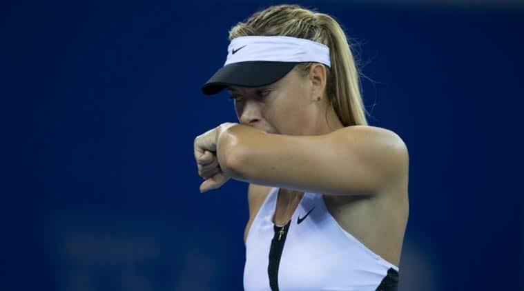 Maria Sharapova, Maria Sharapova Injury, Injury Maria Sharapova, Sharapova Injury, Injury Sharapova, Tennis News, Tennis
