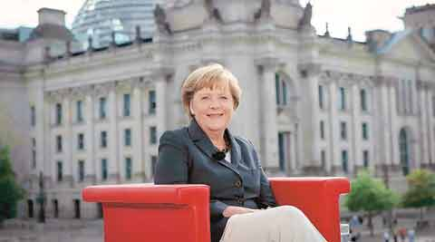 German Chancellor's October visit: Govt planning Varanasi sojourn for Merkel