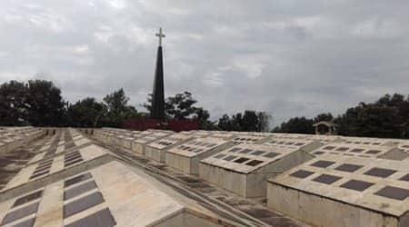 mizoram, mizoram insurgency, mizoram martyrs, mizoram martyrs day, Mizo National Front, Martyrs Graveyard Aizawl, Mizoram latest news