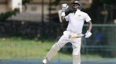 Mathews urges Sri Lanka to 'step up'