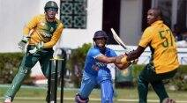 India vs South Africa, Ind vs SA, India vs South Africa 2015, Ind vs SA 2015, AB de Villiers, Mayank Agarwal, India cricket photos, cricket photos, cricket