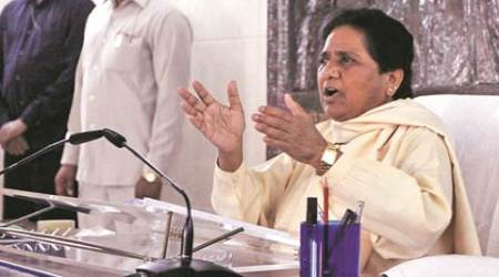 CBI questions Mayawati in NRHM scam