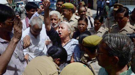 Cross defamation cases: Court issues non-bailable warrant against Medha Patkar