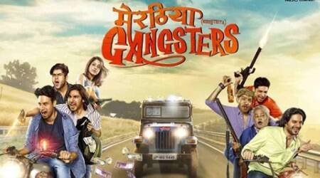 Meeruthiya Gangsters review: It leaves you stranded, wondering just what is going on