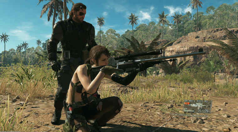 Metal Gear Solid V: The Phantom Pain review – Create your