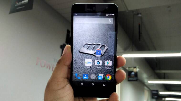 Micromax Canvas Nitro 4G: Decent, nothing great | Technology News