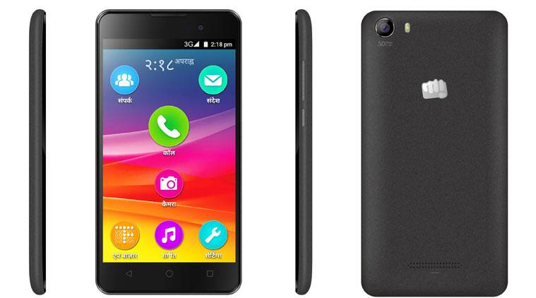 Micromax, Micromax Canvas Spark 2, Micromax Canvas Spark 2 launch, Micromax Canvas Spark 2 specs, Micromax Canvas Spark 2 features, Micromax Canvas Spark 2 specifications, Micromax Canvas Spark 2 price, mobiles, smartphones, Android, tech news, technology