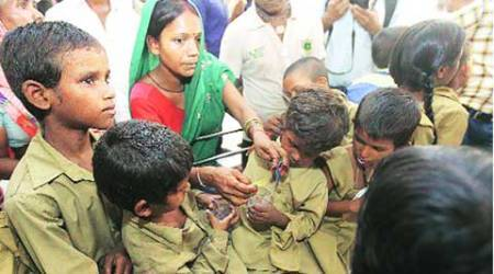 82 students fall sick after consuming middaymeal