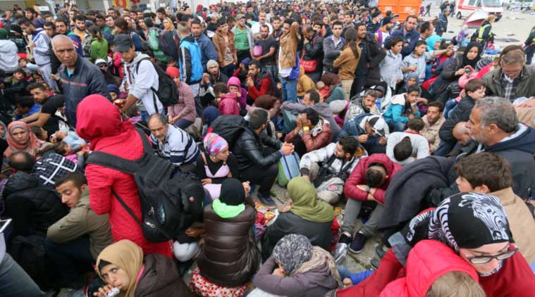 hungary, syria, refugees, migrants, syria refugees, syria migrants, europe migrant crisis, syria migrant crisis, european nation, migrant quota plan, world news, latest news
