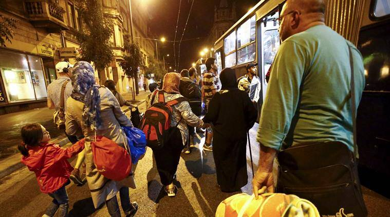 Argentina welcomes Syrian refugees, eases entrance through program begun last year