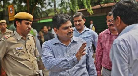 Delhi High Court stays inquiry panel order against ACB chief M K Meena till September23