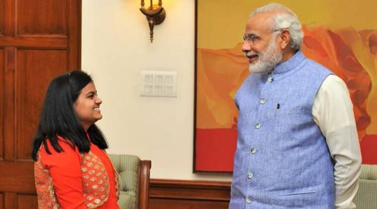 Ananya Sritam Nanda, narendra modi, indian idol junior, Ananya Sritam Nanda indian idol, ananya, ananya narendra modi, ananya nanda news, entertainment news