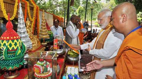 Modi govt to develop 'land of enlightenment' Bodh Gaya as spiritual capital