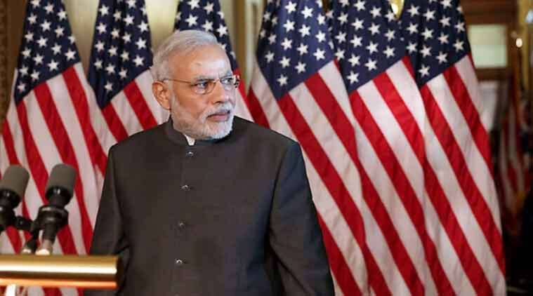 narendra modi, patidar protests, modi us visit, patidar quota protest, US patel community, US Anti-Modi rally, US patel community protest, narendra modi at UN, Patidar reservation protest, Patel OBC demand, india news, nation news