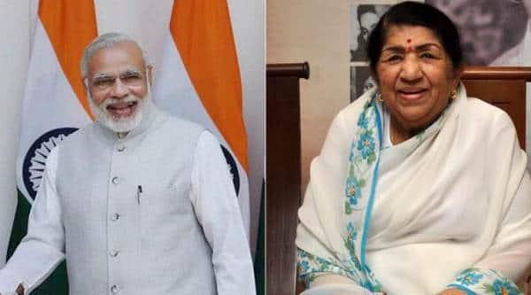 Narendra Modi, Narendra Modi Birthday, Modi Birthday, Happy Birthday Modi, Lata Mangeshkar, Lata Mangeshkar tweets, Lata Mangeshkar wishes Narendra Modi, Narendra Modi Tweets, Entertainment news